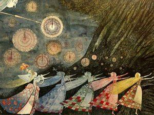 Errol Le Cain, 1979 Cinderella